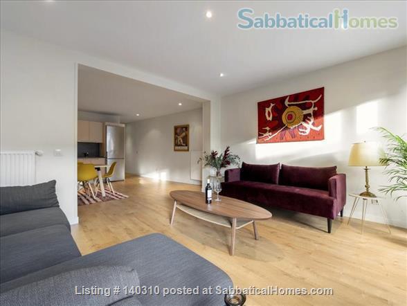 GREAT location 3 BDR-3BTH  apartment Home Rental in Madrid, Comunidad de Madrid, Spain 0