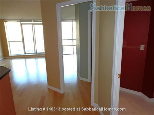 Bright 1 Bedroom + Den Condo in the Heart of King West Home Rental in Toronto, Ontario, Canada 0