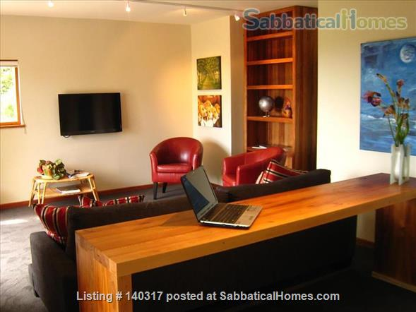 THE PERCH APARTMENT, NEW ZEALAND Home Rental in Christchurch, Canterbury, New Zealand 2