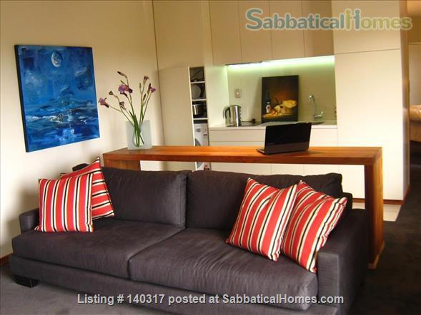 THE PERCH APARTMENT, NEW ZEALAND Home Rental in Christchurch, Canterbury, New Zealand 3