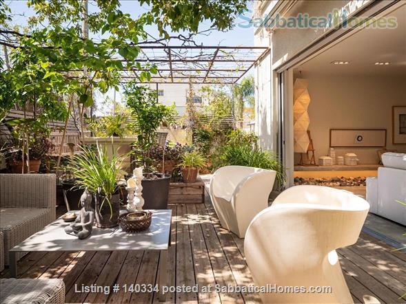 Superb designer's home in leafy Ramat Hasharon Home Rental in Ramat Hasharon, Tel Aviv District, Israel 1