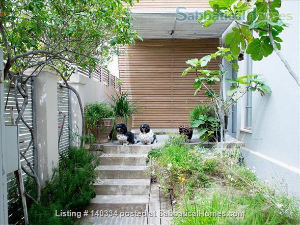 Superb designer's home in leafy Ramat Hasharon Home Rental in Ramat Hasharon, Tel Aviv District, Israel 0