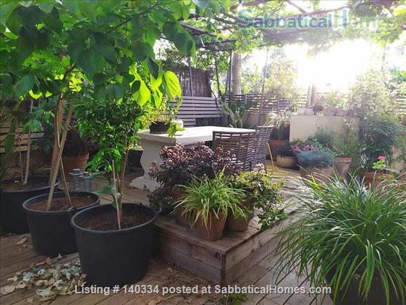 Superb designer's home in leafy Ramat Hasharon Home Rental in Ramat Hasharon, Tel Aviv District, Israel 3