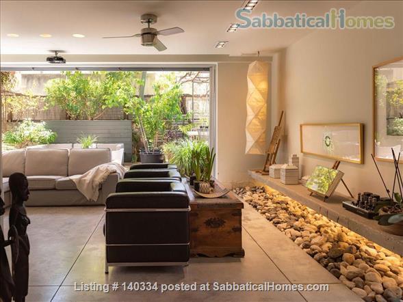 Superb designer's home in leafy Ramat Hasharon Home Rental in Ramat Hasharon, Tel Aviv District, Israel 4
