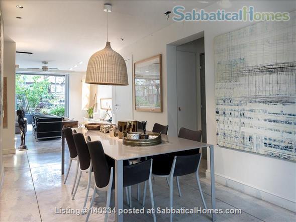 Superb designer's home in leafy Ramat Hasharon Home Rental in Ramat Hasharon, Tel Aviv District, Israel 5