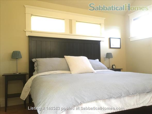 Character Home with Ocean View (detached house, no shared with any others) Home Rental in Victoria, British Columbia, Canada 1