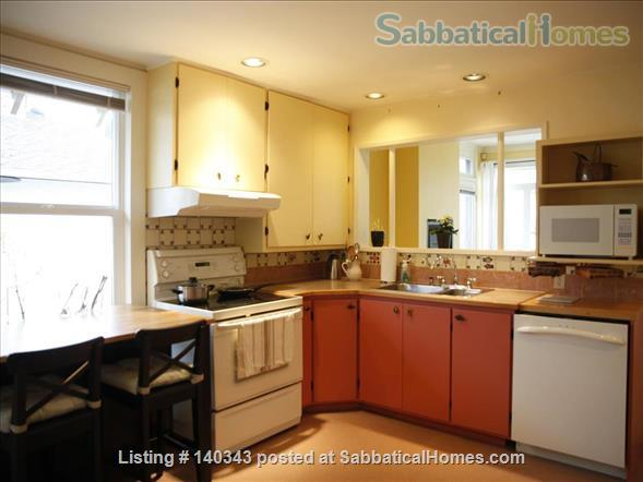 Character Home with Ocean View (detached house, no shared with any others) Home Rental in Victoria, British Columbia, Canada 3