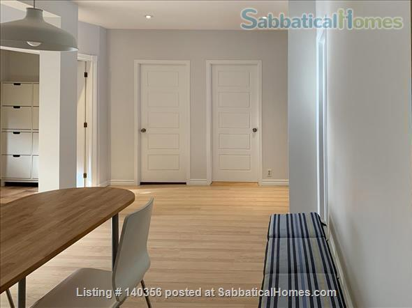 Apartment with backyard in hip downtown neighbourhood, next to metro Home Rental in Montreal, Quebec, Canada 4