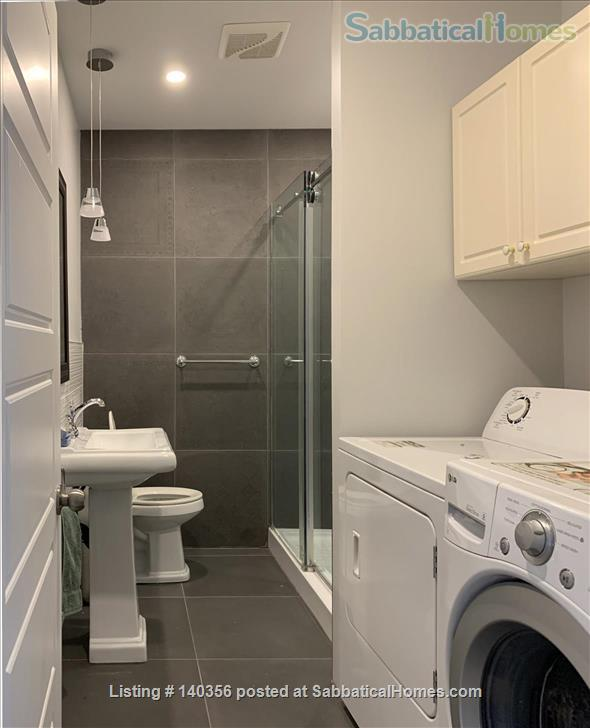 Apartment with backyard in hip downtown neighbourhood, next to metro Home Rental in Montreal, Quebec, Canada 7