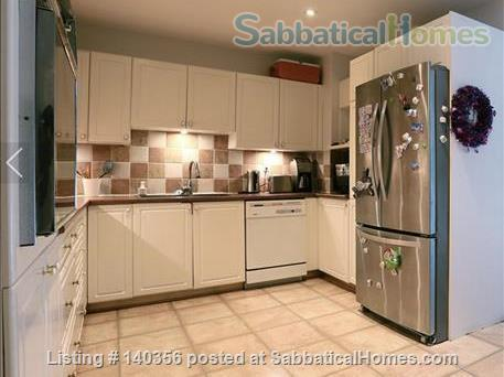 Apartment with backyard in hip downtown neighbourhood, next to metro Home Rental in Montreal, Quebec, Canada 8