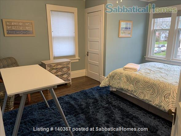 3 BR house close to UWM, Marquette, Lake Michigan, parks, beaches Home Rental in Milwaukee, Wisconsin, United States 4