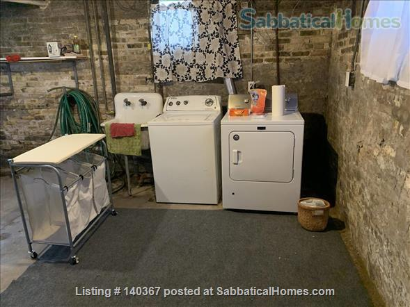 3 BR house close to UWM, Marquette, Lake Michigan, parks, beaches Home Rental in Milwaukee, Wisconsin, United States 8
