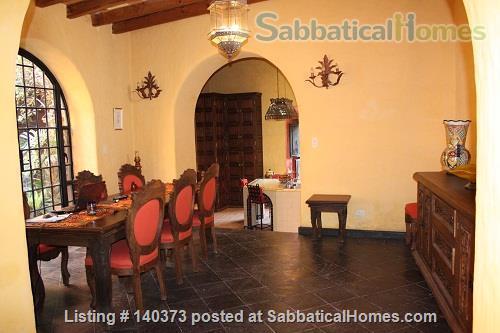 Beautiful Furnished San Miguel Casa Home Rental in San Miguel de Allende, Gto., Mexico 5