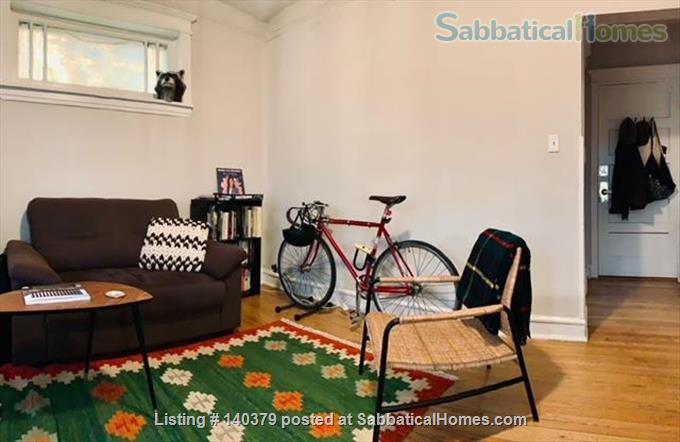 On-campus one bedroom apartment in Hyde Park Home Rental in Chicago, Illinois, United States 0