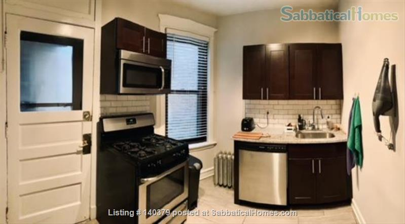 On-campus one bedroom apartment in Hyde Park Home Rental in Chicago, Illinois, United States 3