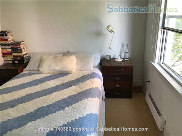 Airy 1 bedroom  in Vinegar Hill townhouse Home Rental in Vinegar Hill, New York, United States 8