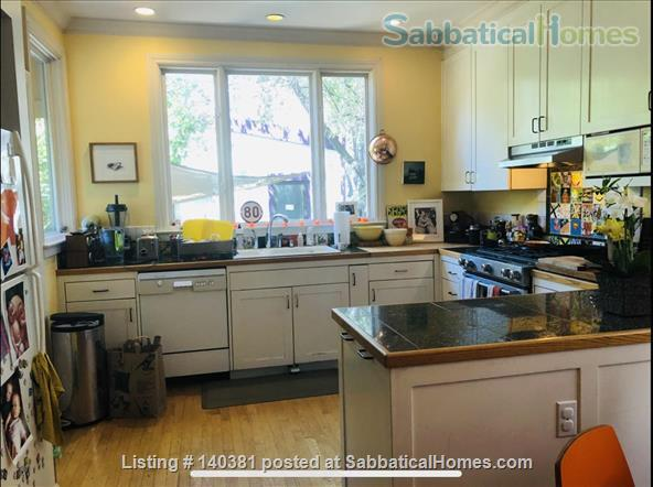 Lovely Room in Beautiful South Berkeley Home Home Rental in Berkeley, California, United States 0