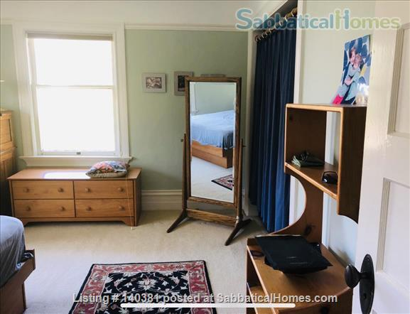 Lovely Room in Beautiful South Berkeley Home Home Rental in Berkeley, California, United States 2