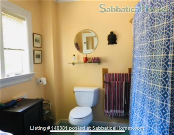Lovely Room in Beautiful South Berkeley Home Home Rental in Berkeley, California, United States 3
