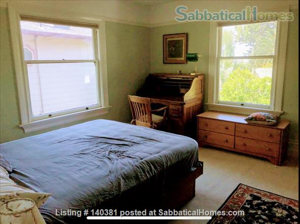 Lovely Room in Beautiful South Berkeley Home Home Rental in Berkeley, California, United States 6