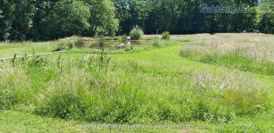 Rural Dordogne home offered Home Rental in Valeuil, Nouvelle-Aquitaine, France 9