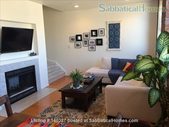 Fells Point Penthouse Condo Home Rental in Baltimore, Maryland, United States 0