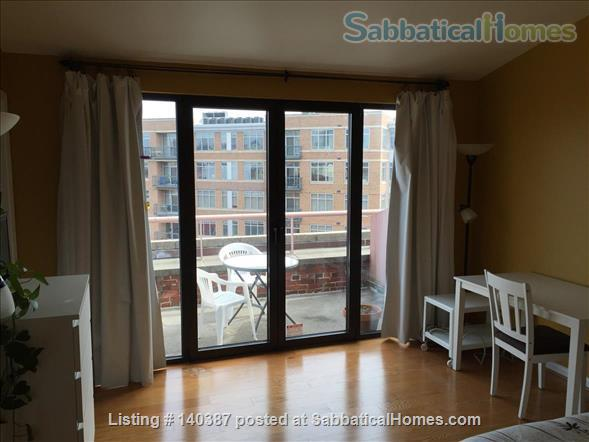 Fells Point Penthouse Condo Home Rental in Baltimore, Maryland, United States 6