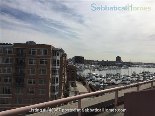 Fells Point Penthouse Condo Home Rental in Baltimore, Maryland, United States 7