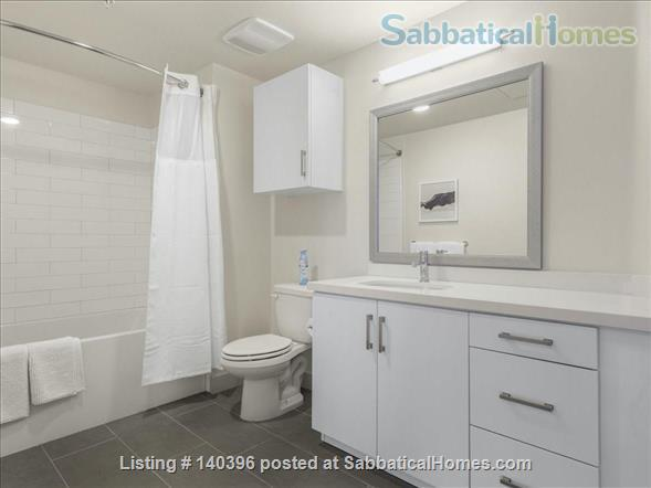 Landing Furnished Apartment at Downtown LA | Stylish New Apartment Near USC | Gym&Pool, Washer&Dryer, Rooftop Deck, Gaming Room and Full Kitchen! Home Rental in Los Angeles, California, United States 6