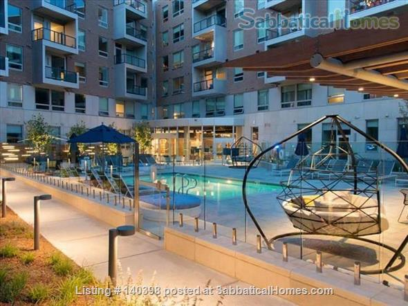 Landing Furnished Apartment at Cambridge | Walkable to MIT and Harvard | Full Kitchen, Gym&Pool, Washer&Dryer, Business Center, Air Conditioning Home Rental in Cambridge, Massachusetts, United States 9