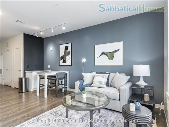 Landing Furnished Apartment at Cambridge | Walkable to MIT and Harvard | Full Kitchen, Gym&Pool, Washer&Dryer, Business Center, Air Conditioning Home Rental in Cambridge, Massachusetts, United States 1