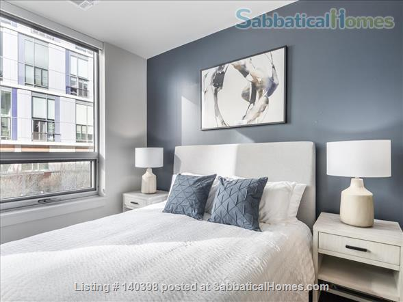 Landing Furnished Apartment at Cambridge | Walkable to MIT and Harvard | Full Kitchen, Gym&Pool, Washer&Dryer, Business Center, Air Conditioning Home Rental in Cambridge, Massachusetts, United States 2
