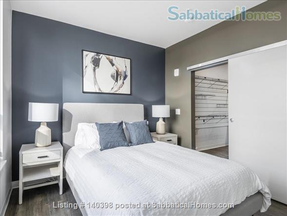 Landing Furnished Apartment at Cambridge | Walkable to MIT and Harvard | Full Kitchen, Gym&Pool, Washer&Dryer, Business Center, Air Conditioning Home Rental in Cambridge, Massachusetts, United States 4