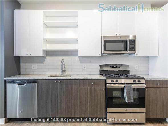 Landing Furnished Apartment at Cambridge | Walkable to MIT and Harvard | Full Kitchen, Gym&Pool, Washer&Dryer, Business Center, Air Conditioning Home Rental in Cambridge, Massachusetts, United States 5