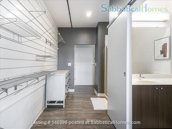 Landing Furnished Apartment at Cambridge | Walkable to MIT and Harvard | Full Kitchen, Gym&Pool, Washer&Dryer, Business Center, Air Conditioning Home Rental in Cambridge, Massachusetts, United States 6