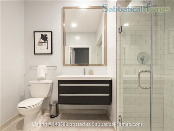 Landing Furnished Apartment Near Downtown | Gym&Rooftop Lounge, Washer&Dryer, High Ceiling, Full Kitchen | Near GU, Howard Univ. | Flexible Month to Month Leases| Seasonal Special Price Home Rental in Washington, District of Columbia, United States 3