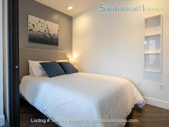 Landing Furnished Apartment Near Downtown | Gym&Rooftop Lounge, Washer&Dryer, High Ceiling, Full Kitchen | Near GU, Howard Univ. | Flexible Month to Month Leases| Seasonal Special Price Home Rental in Washington, District of Columbia, United States 5