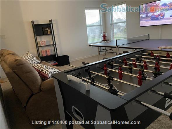 4 Bedroom Home, near Outlet Mall/Game Room/ BBQ Home Rental in Round Rock, Texas, United States 9