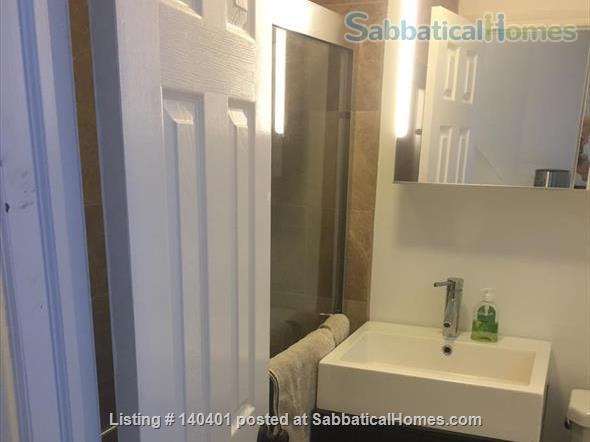 Furnished 2 bedroom flat on 3rd Floor in Victorian Home. Walk everywhere! Home Rental in Toronto, Ontario, Canada 4
