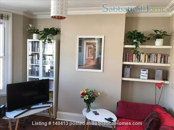 Well-presented double bedroom in north London Home Rental in Greater London, England, United Kingdom 0