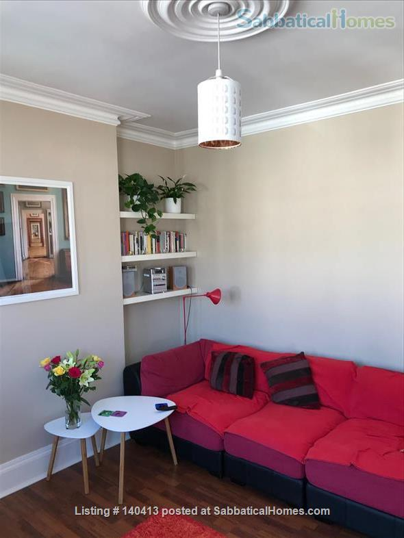 Well-presented double bedroom in north London Home Rental in Greater London, England, United Kingdom 2