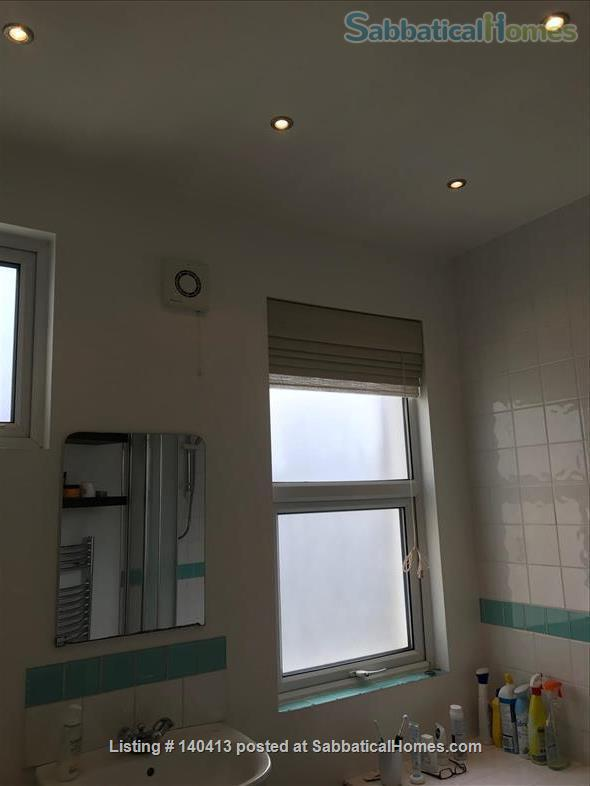 Well-presented double bedroom in north London Home Rental in Greater London, England, United Kingdom 6