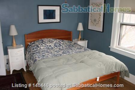 Charming sunny 5+ BR home, walk to UIUC campus Home Rental in Urbana, Illinois, United States 6
