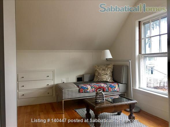 JUNE 1 / CHARMING 1BR, furnished, ALL utilities + laundry, PETS ok! Home Rental in Cambridge, Massachusetts, United States 2
