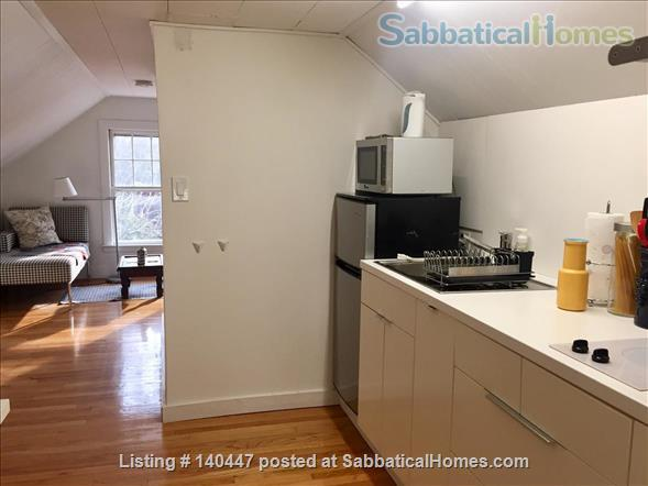 JUNE 1 / CHARMING 1BR, furnished, ALL utilities + laundry, PETS ok! Home Rental in Cambridge, Massachusetts, United States 3