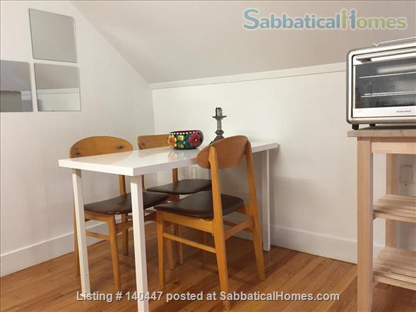 JUNE 1 / CHARMING 1BR, furnished, ALL utilities + laundry, PETS ok! Home Rental in Cambridge, Massachusetts, United States 5