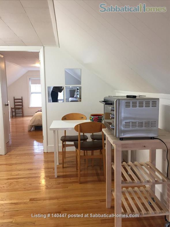 JUNE 1 / CHARMING 1BR, furnished, ALL utilities + laundry, PETS ok! Home Rental in Cambridge, Massachusetts, United States 6