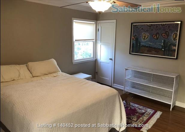 Oasis - West Los Angeles Furnished home with fruit trees and fenced yard Home Rental in Los Angeles, California, United States 2