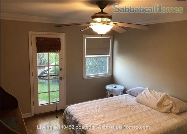Oasis - West Los Angeles Furnished home with fruit trees and fenced yard Home Rental in Los Angeles, California, United States 5