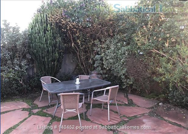 West Los Angeles Furnished 3 bdrm with fruit trees and fenced yard Home Rental in Los Angeles, California, United States 4